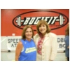 Diane and Congresswoman Loretta Sanchez